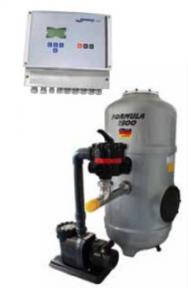 Фильтровальная установка Formula 2500 тип DF 100