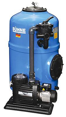 Фильтровальная установка Buhne