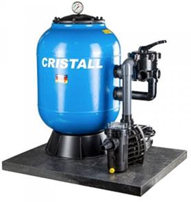 Фильтровальная установка Cristall
