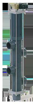 Клапаны Besgo 5-и ходовые