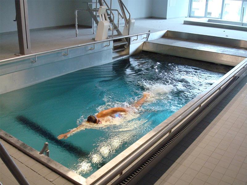 Спортивные гидроканалы в городах Халле и Лейпциг